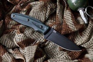 Nůž s pevnou čepelí KIZLYAR SUPREME® Urban D2