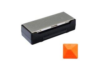 Obojstranný brúsny kameň Dual Diamond Coarse + Extra-Fine so základňou 20,3 cm x 7,6 cm Sharpal®