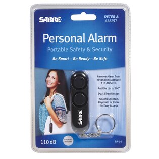 Obranný osobní alarm SABRE RED® Personal Alarm