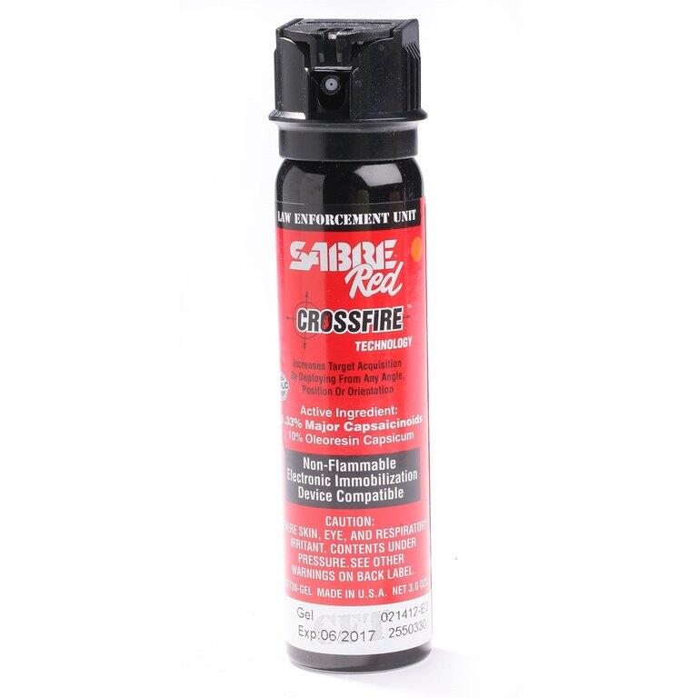 Obranný sprej SABRE® RED CROSSFIRE (CFT®) MK-4 gel