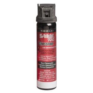 Obranný sprej SABRE RED CROSSFIRE MK-4 prúd