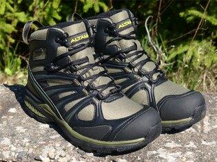 Obuv Altama® Aboottabad Trail Mid WP
