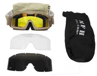 Ochranné balistické okuliare MFH®