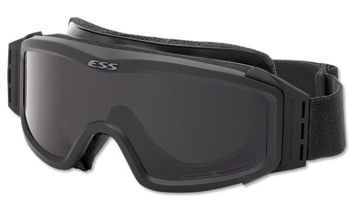 Ochranné brýle ESS® NVG 3LS - černé