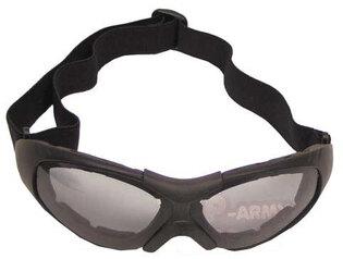 Ochranné brýle MFH® Run, kouřově šedé čočky