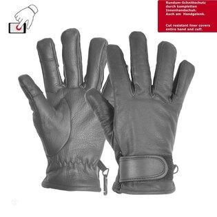 Ochranné kožené rukavice COP® CR212 TS