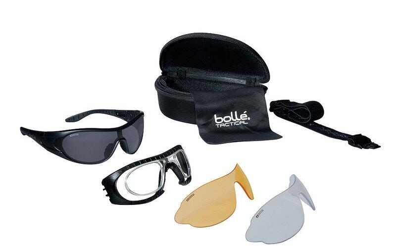 Ochranné okuliare BOLLÉ® RAIDER sada
