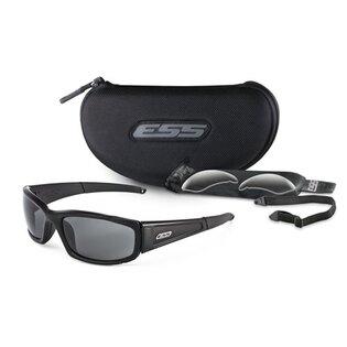 Ochranné okuliare ESS® ICE ™ CDI - čierne
