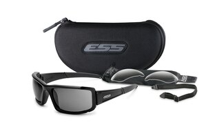 Ochranné okuliare ESS® ICE ™ CDI MAX - čierne