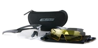 Ochranné střelecké brýle ESS® CROSSBOW™ 3LS sada