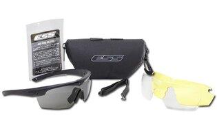 Ochranné střelecké brýle ESS® Crosshair 3LS sada