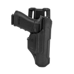 Opaskové pouzdro T-Series L2D Glock 17/19/22/23/31/32/45 BlackHawk®