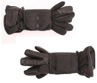 Opaskový držiak na chirurgické aj na bežné rukavice COP® 1100-B pre horizontálne i vertikálne nosenie