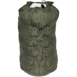 Originální zimní spací pytel WINTER Bundeswehr 5-dílný - oliv, použitý