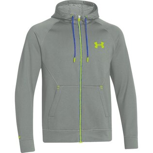 Pánská fleecová bunda UNDER ARMOUR® Storm Hoodie ColdGear® Infrared