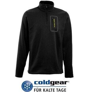 Pánská fleecová mikina UNDER ARMOUR® Extreme ColdGear® - černá