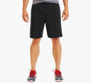 Pánske krátke nohavice UNDER ARMOUR® Mirage - čierne