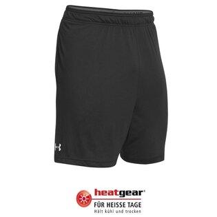 Pánske krátke nohavice UNDER ARMOUR® Tech™ HeatGear® - čierne
