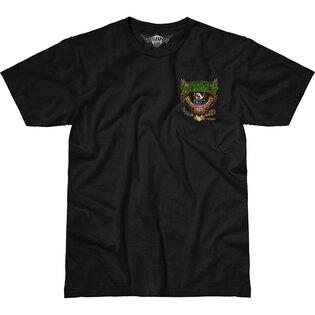 Pánske tričko 7.62 Design® Army Fighting Eagle - čierne