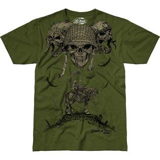 Pánské tričko 7.62 Design® Ghosts of War - zelené