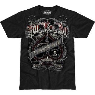 Pánske tričko 7.62 Design® Kill 'Em All - čierne