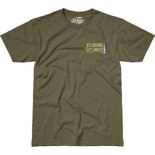 Pánske tričko 7.62 Design® Sniper Team - zelené