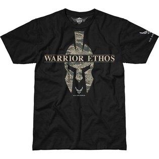Pánské tričko 7.62 Design® US Air Force Warrior Ethos - černé