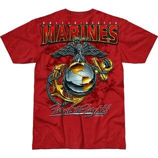 Pánske tričko 7.62 Design® USMC Eagle, Globe & Anchor