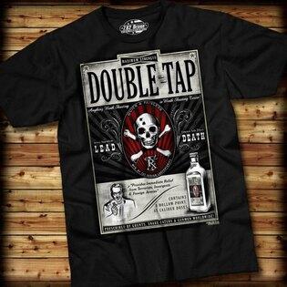 Pánské tričko DOUBLE TAP 7.62 Design®
