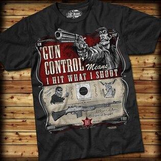 Pánské tričko GUN CONTROL 7.62 Design®