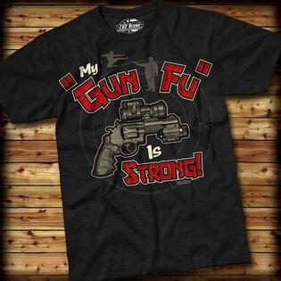 Pánské tričko GUN-FU 7.62 Design®