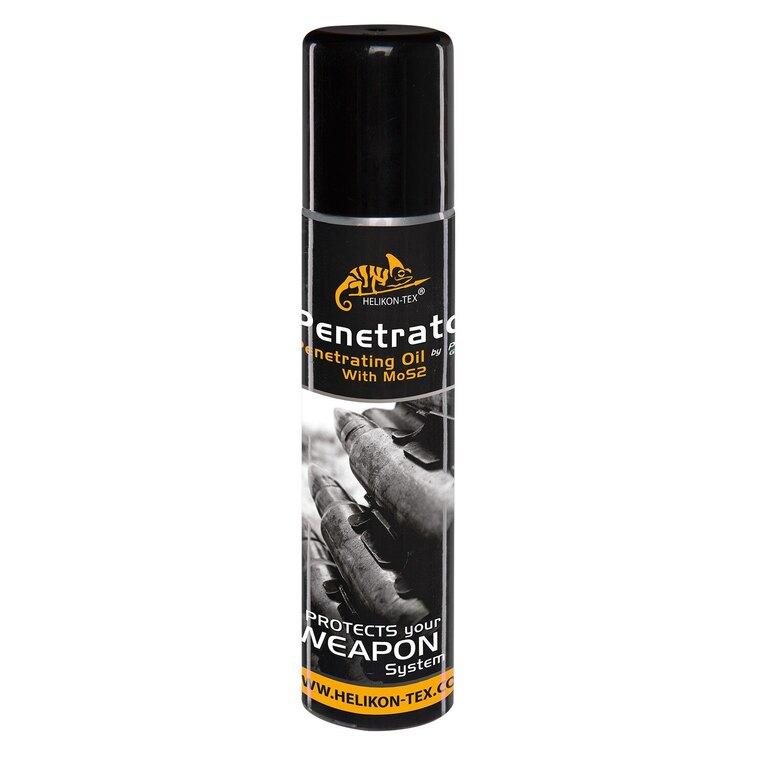 Penetračný olej na zbrane Helikon-Tex® s MoS2 Aerosol 100 ml