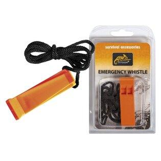 Píšťalka pre prežitie Helikon-Tex® - oranžová