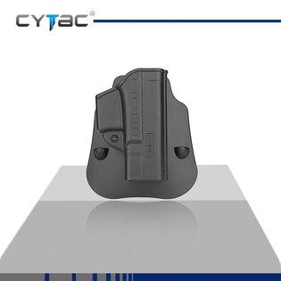 Pistolové pouzdro Fast Draw Cytac® Glock 19 - černé