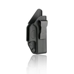 Pistolové pouzdro pro skryté nošení IWB Gen2 Cytac® Glock 42 - černé