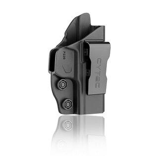 Pistolové pouzdro pro skryté nošení IWB Gen2 Cytac® Sig Sauer P238 - černé