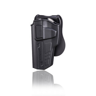 Pistolové pouzdro R-Defender Gen3 Cytac® Beretta 92 - černé
