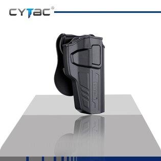Pistolové pouzdro R-Defender Gen3 Cytac® Beretta 92 - černé, pravá strana