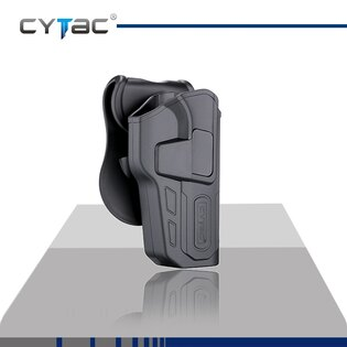 Pistolové pouzdro R-Defender Gen3 Cytac® CZ 75P01S - černé