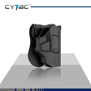 Pistolové pouzdro R-Defender Gen3 Cytac® Ruger RLC9 - černé