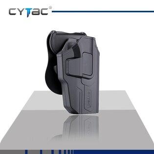 Pistolové pouzdro R-Defender Gen3 Cytac® Sig Sauer P220 - černé