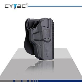 Pistolové pouzdro R-Defender Gen3 Cytac® Walther PPQ M2 - M3 - černé