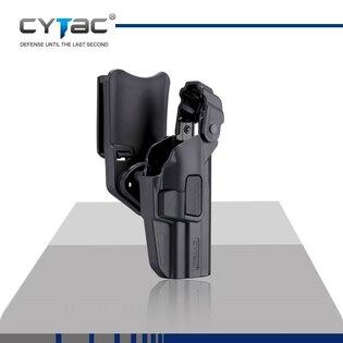 Pistolové pouzdro služební Level III Cytac® H & K USP - černé
