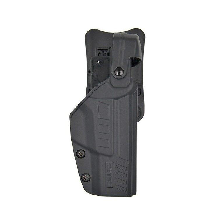 Pistolové pouzdro služební Level III Cytac® Sig Sauer SP2022 - černé