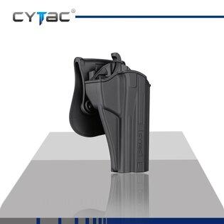 Pistolové pouzdro T-ThumbSmart Cytac® Beretta 92 + univerzální pouzdro na zásobník Cytac® - černé