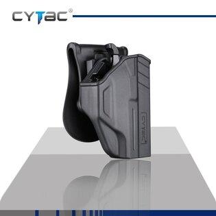 Pistolové pouzdro T-ThumbSmart Cytac® Glock 43 - černé