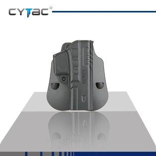 Pištoľové puzdro Fast Draw Cytac® Glock 17 - čierne