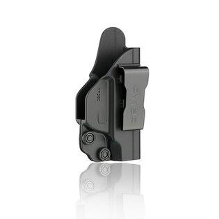 Pištoľové puzdro pre skryté nosenie IWB Gen2 Cytac® Ruger LCP .380 a Kel-Tec P-3AT - čierne