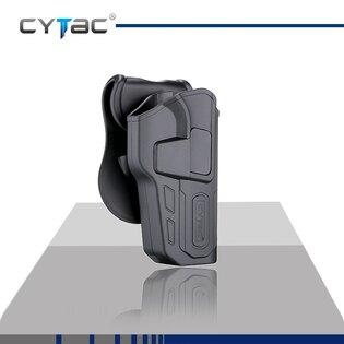 Pištoľové puzdro R-Defender Gen3 Cytac® CZ 75P01S - čierne