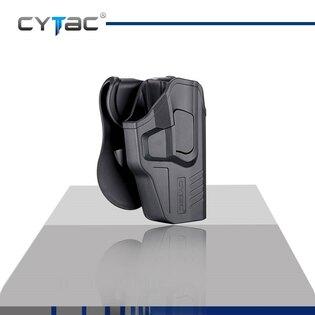 Pištoľové puzdro R-Defender Gen3 Cytac® Glock 19 - čierne
